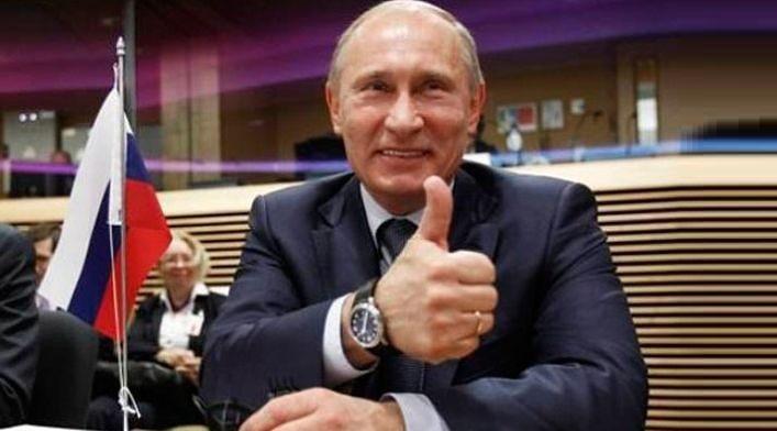 президент россии владимир путин смеется над погибшими в Сирии ихтамнетами