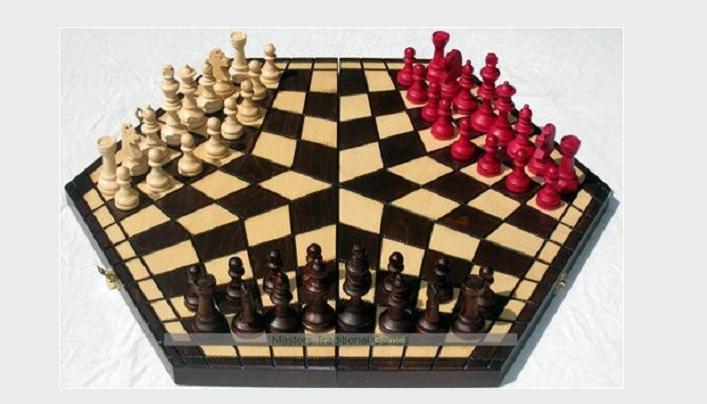шахматы стратегия