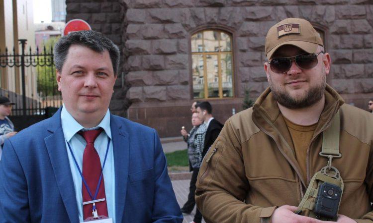 Олександр Кацубо Ігор Маріо КП Муніцепальна охорона
