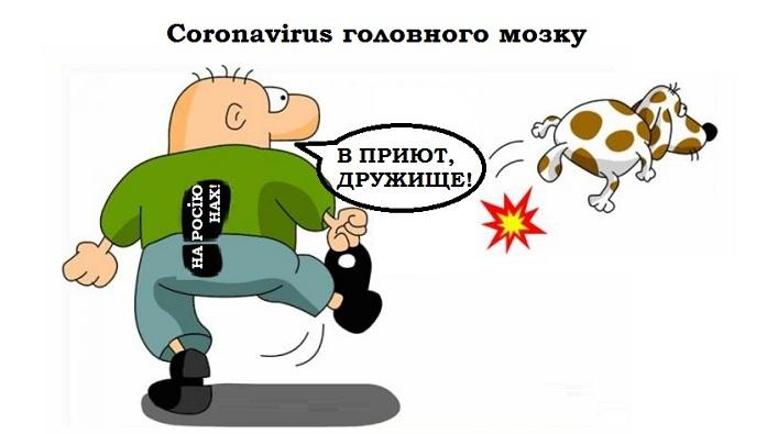 Coronavirus COVID-19. Андрій Пальчевський здав собаку у притулок
