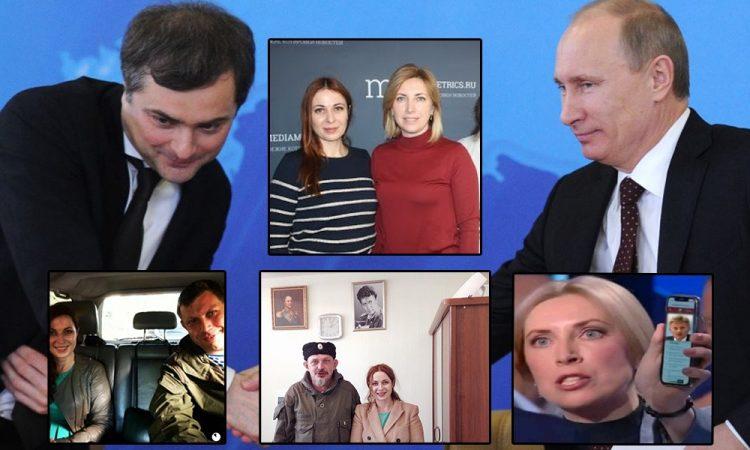 Ірина Верещук - проект Суркова та Медведчука - підтвердження