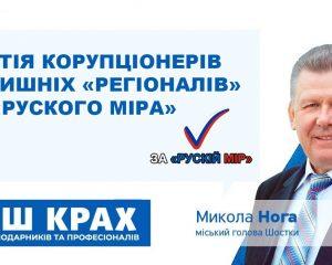 Вибори мера Шостки - Нога Деркача та технічні кандидати І Наш Край